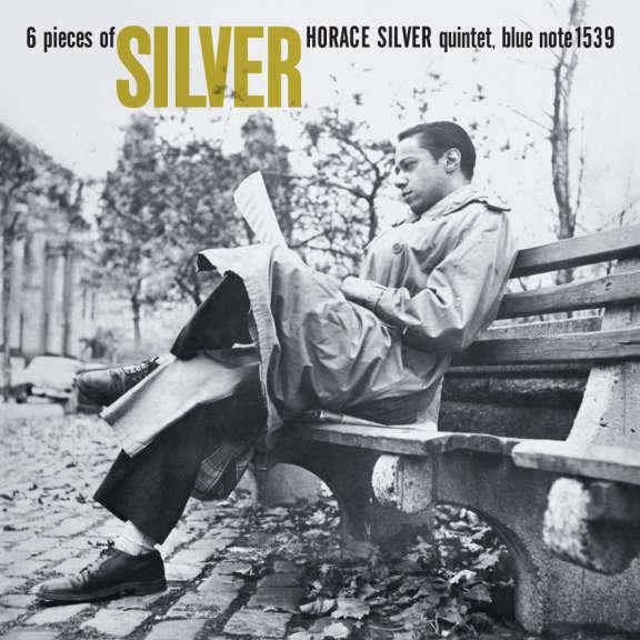 Horace Silver 6 Pieces of Silver LP 2021