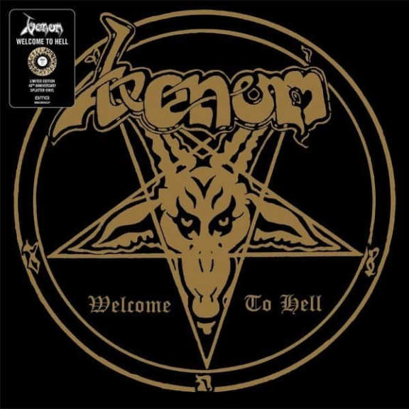 Venom Welcome To Hell LP 2021