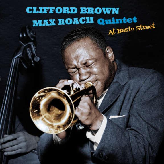 Clifford Brown & Max Roach Quintet At Basin Street LP 2021