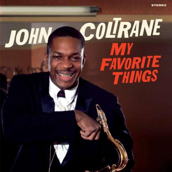John Coltrane My Favorite Things LP 2021