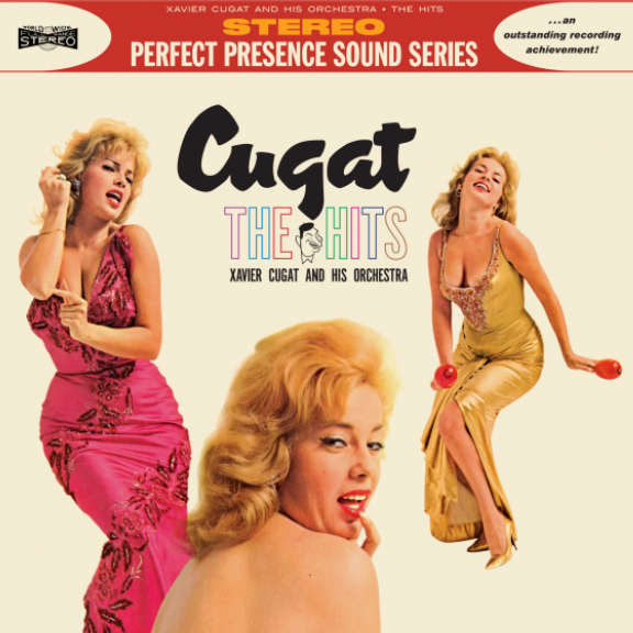 Xavier Cugat & His Orchestra Hits - 21 Great Hits By The Rhumba King LP 2021
