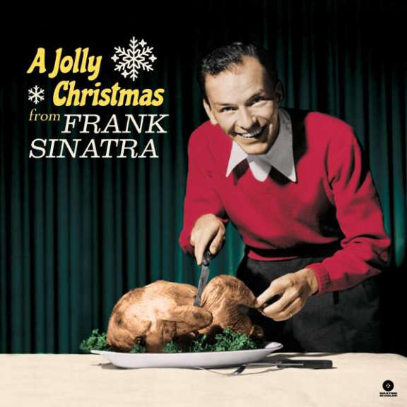 Frank Sinatra A Jolly Christmas From Frank Sinatra (coloured) LP 2021
