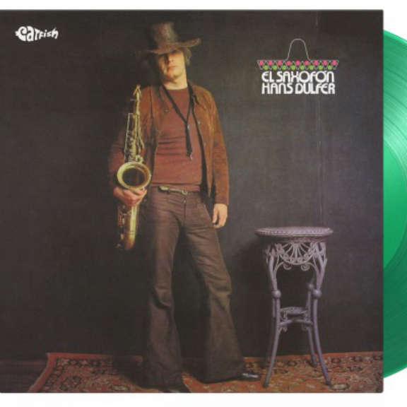Hans Dulfer El Saxofon (50th anniversary) (coloured) LP 2021