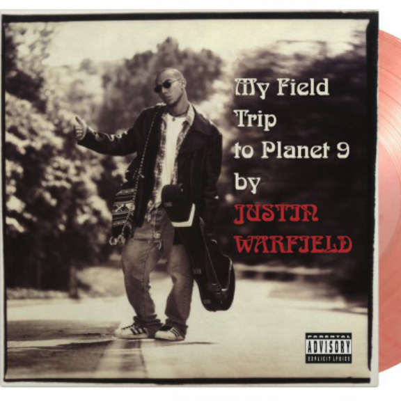 Justin Warfield My Field Trip To Planet 9 (coloured) LP 2021