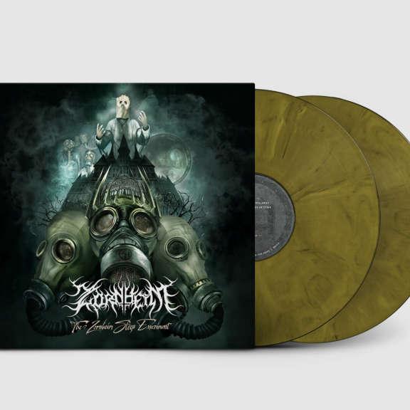 Zornheym The Zornheim Sleep Experiment (marbled) LP 2021