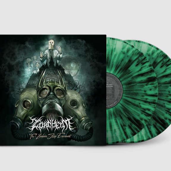 Zornheym The Zornheim Sleep Experiment (splatter) LP 2021