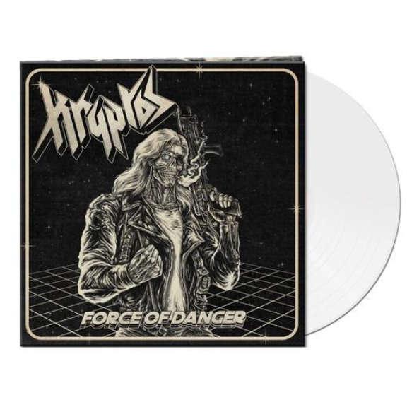 Kryptos Force Of Danger (white) LP 2021