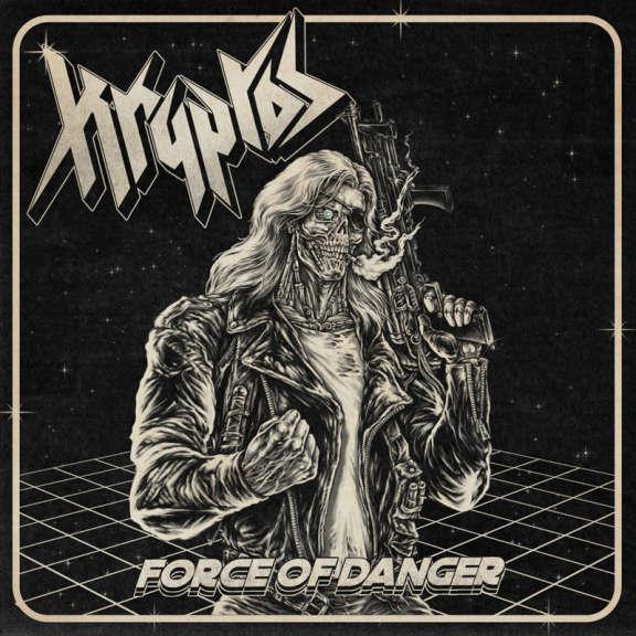 Kryptos Force Of Danger (blue) LP 2021