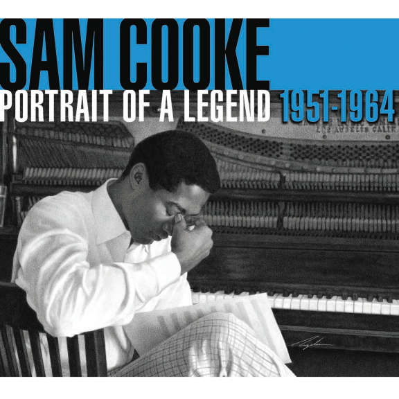 Sam Cooke Portrait Of A Legend (coloured) LP 2021