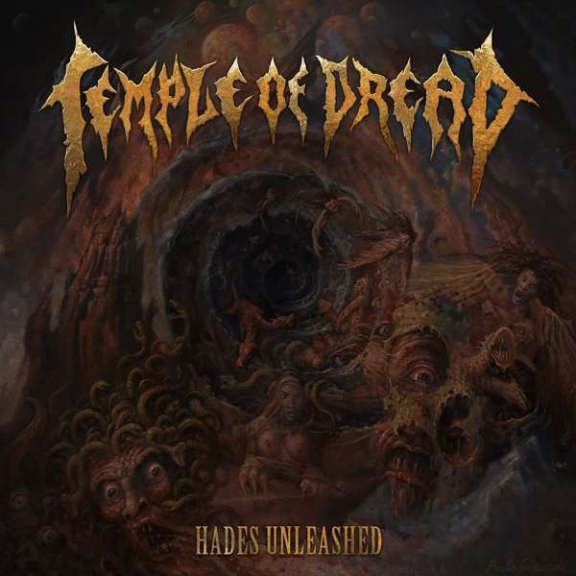 Temple Of Dread Hades Unleashed LP 2021