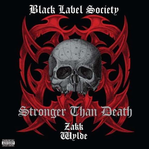 Black Label Society Stronger Than Death LP 2021