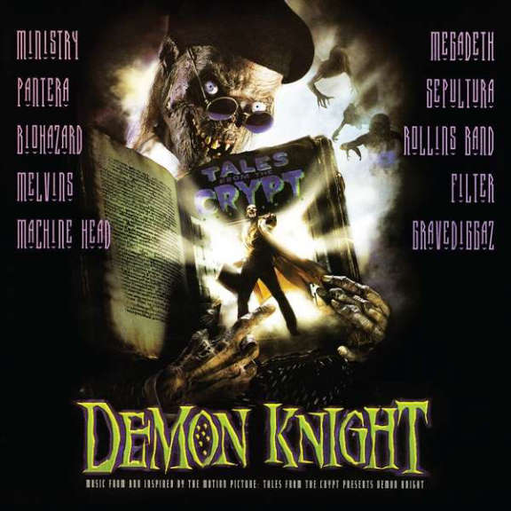 Various Soundtrack : Tales From the Crypt Presents Demon Knight (coloured) LP 2021
