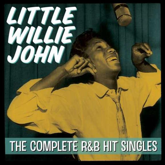 Little Willie John The Complete R&B Hit Singles (coloured) LP 2021
