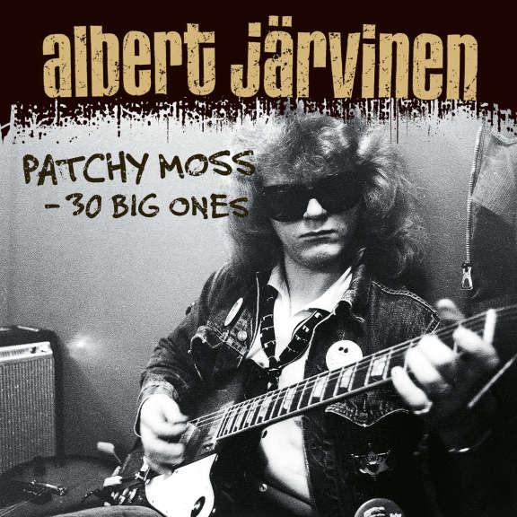 Albert Järvinen Patchy Moss 30 Big Ones (3LP, trifold) LP 2022