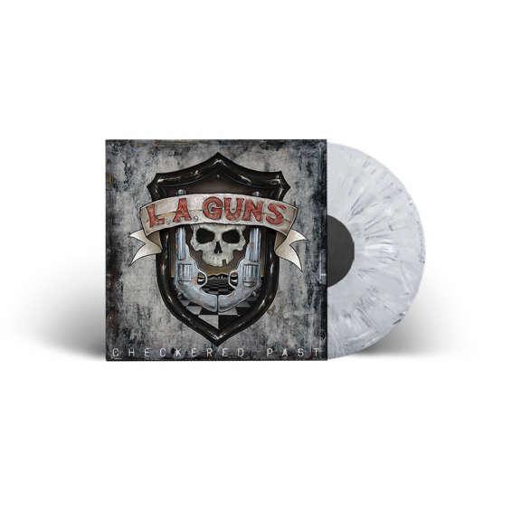 L.A. Guns Checkered Past (coloured) LP 2021