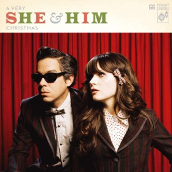 She & Him A Very She & Him Christmas (coloured) LP 2021