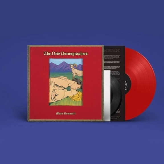 The New Pornographers Mass Romantic (coloured) LP 2021