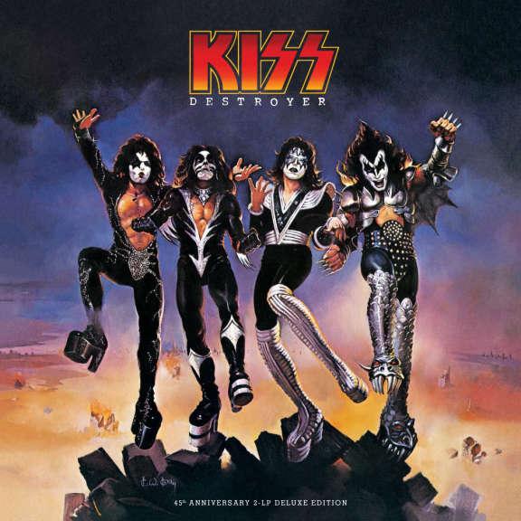Kiss Destroyer (45th anniversary) LP 2021