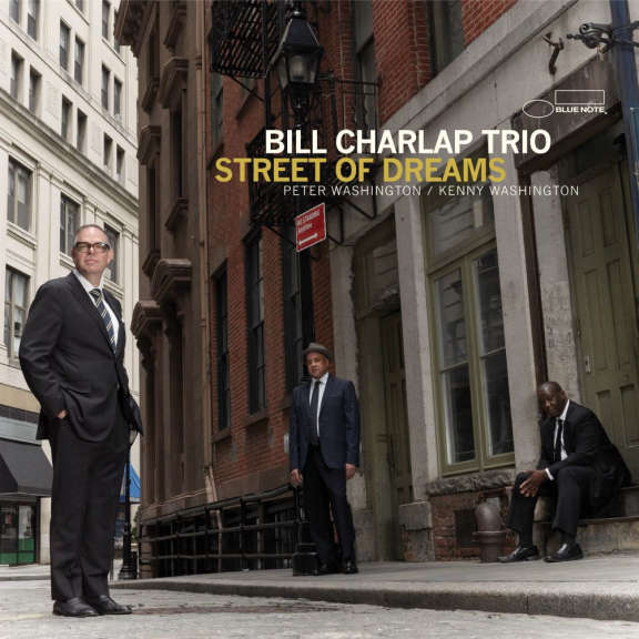 Bill Charlap Trio Street Of Dreams LP 2021