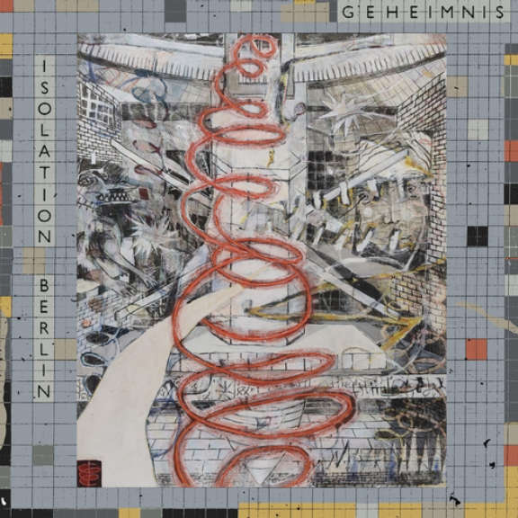 Isolation Berlin Geheimnis LP 2021