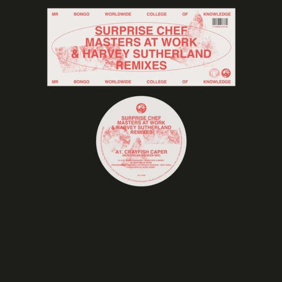 Surprise Chef Masters At Work & Harvey Sutherland Remixes LP 2021