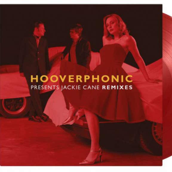 Hooverphonic Hooverphonic Presents Jackie Cane Remixes (coloured) LP 2021