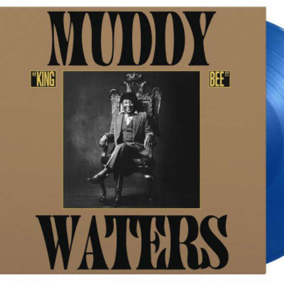 Muddy Waters King Bee (40th anniversary) (coloured) LP 2021