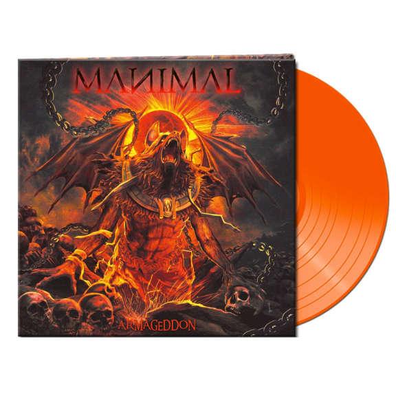Manimal Armageddon (orange) LP 2021