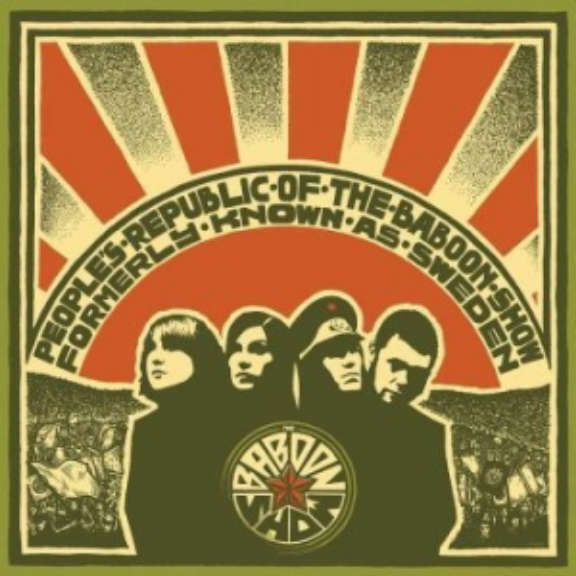 The Baboon Show People's Republic Of The Baboon Show LP 2021