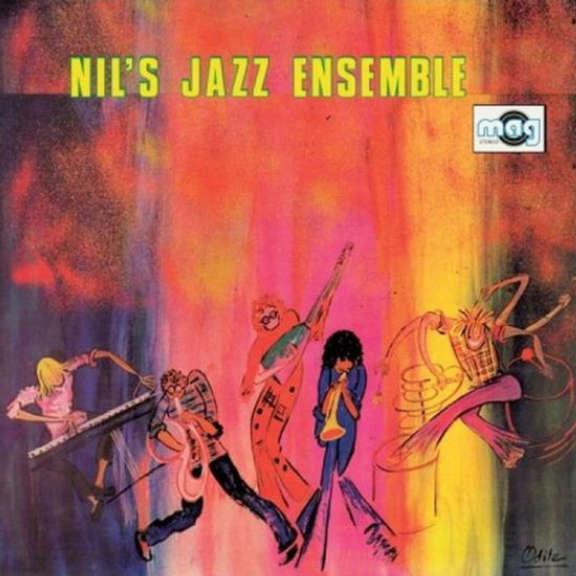 Nil's Jazz Ensemble Nil's Jazz Ensemble LP 2021