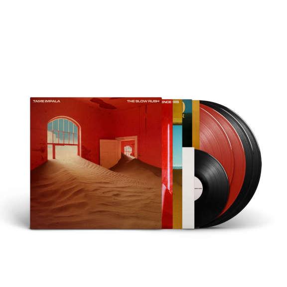 Tame Impala The Slow Rush (box set) LP 2022
