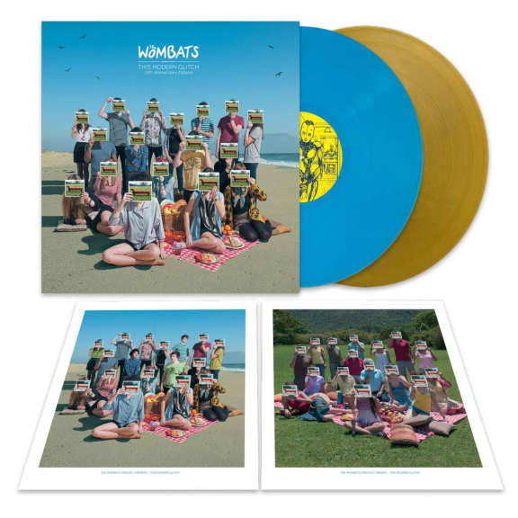 Wombats The Wombats Proudly Present... This Modern Glitch (10th anniversary) (coloured) LP 2021