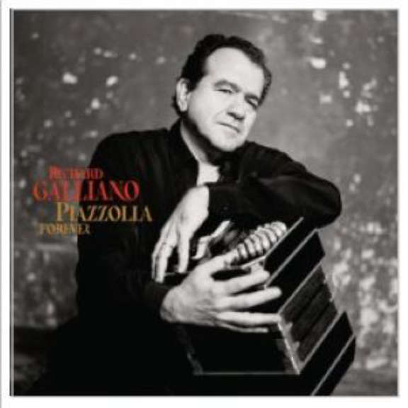 Richard Galliano Piazzolla Forever LP 2021