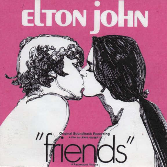 Elton John Friends / Original Soundtrack (Coloured) LP 2021