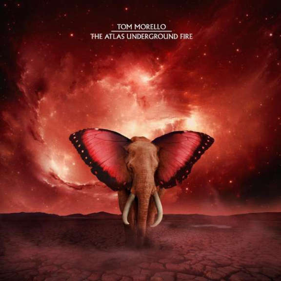 Tom Morello The Atlas Underground Fire (coloured) LP 2022