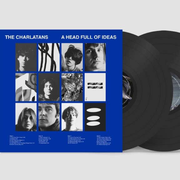 The Charlatans A Head Full of Ideas LP 2021