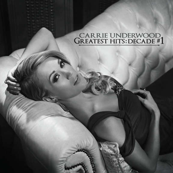 Carrie Underwood Greatest Hits: Decade #1 LP 2021