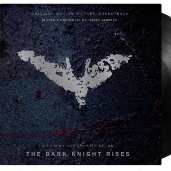 Hans Zimmer (various artists) Soundtrack : Dark Knight Rises LP 2021