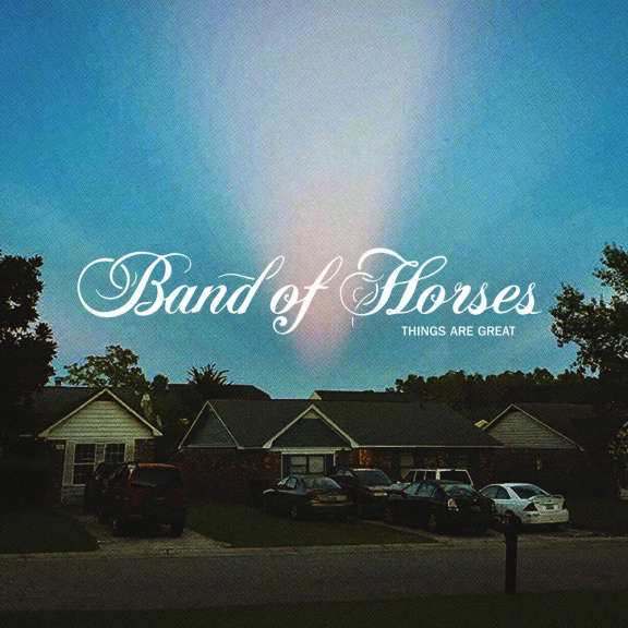 Band Of Horses Things Are Great (coloured) LP 2022