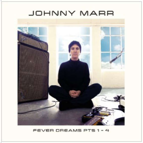 Johnny Marr Fever Dreams Pt. 1-4 (coloured) LP 2022
