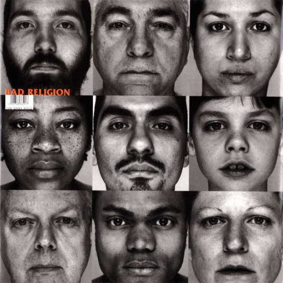 Bad Religion The Grey Race (coloured) LP 2021