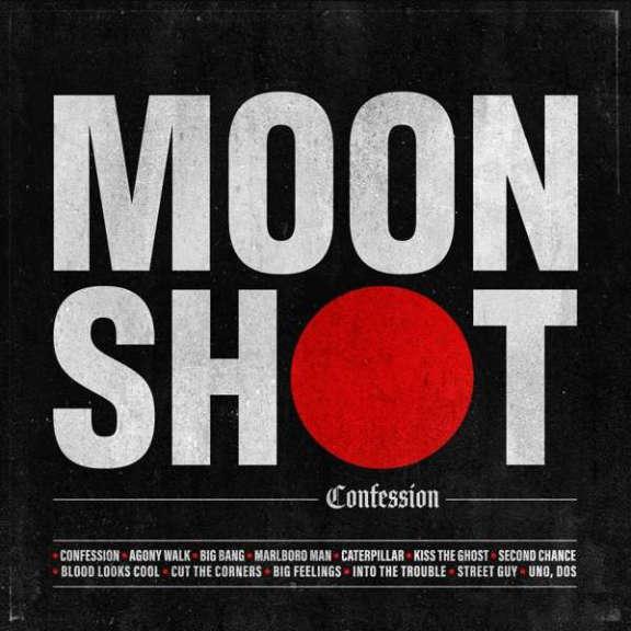 Moon Shot Confession LP 2021