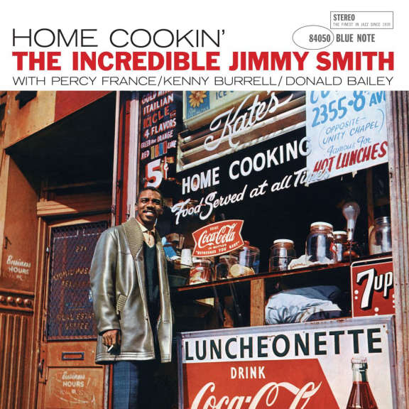 Jimmy Smith Home Cookin' LP 2021