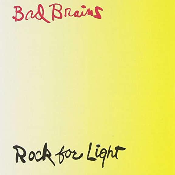 Bad Brains Rock for Light LP 2021