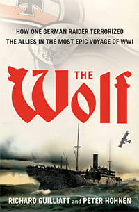 The Wolf book cover