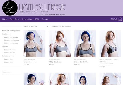 Limitless Lingerie