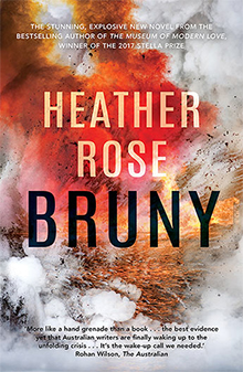 Bruny, Heather Rose