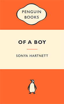 Of a Boy, Sonya Hartnett