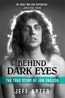Behind Dark Eyes, Jeff Apter
