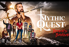 Mythic Quest, Apple TV